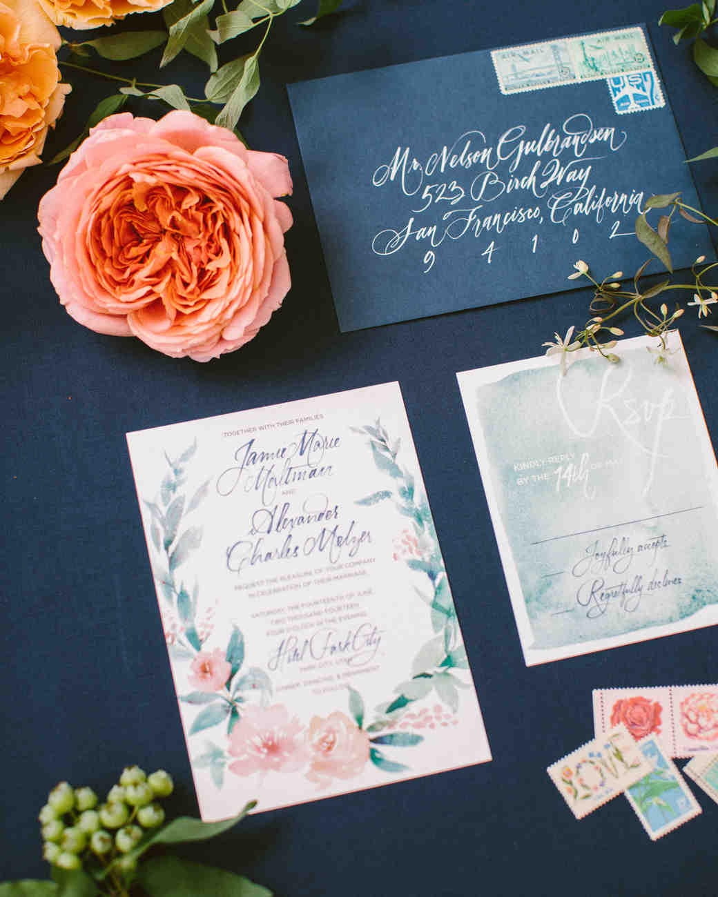addressing and mailing your wedding invitations handwritten wedding invitations Timing