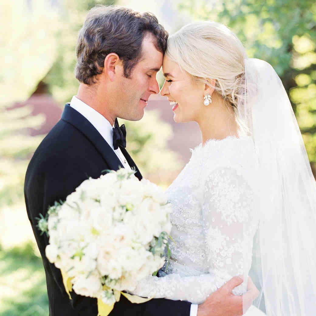 fashion wedding dressing wedding couple portrait