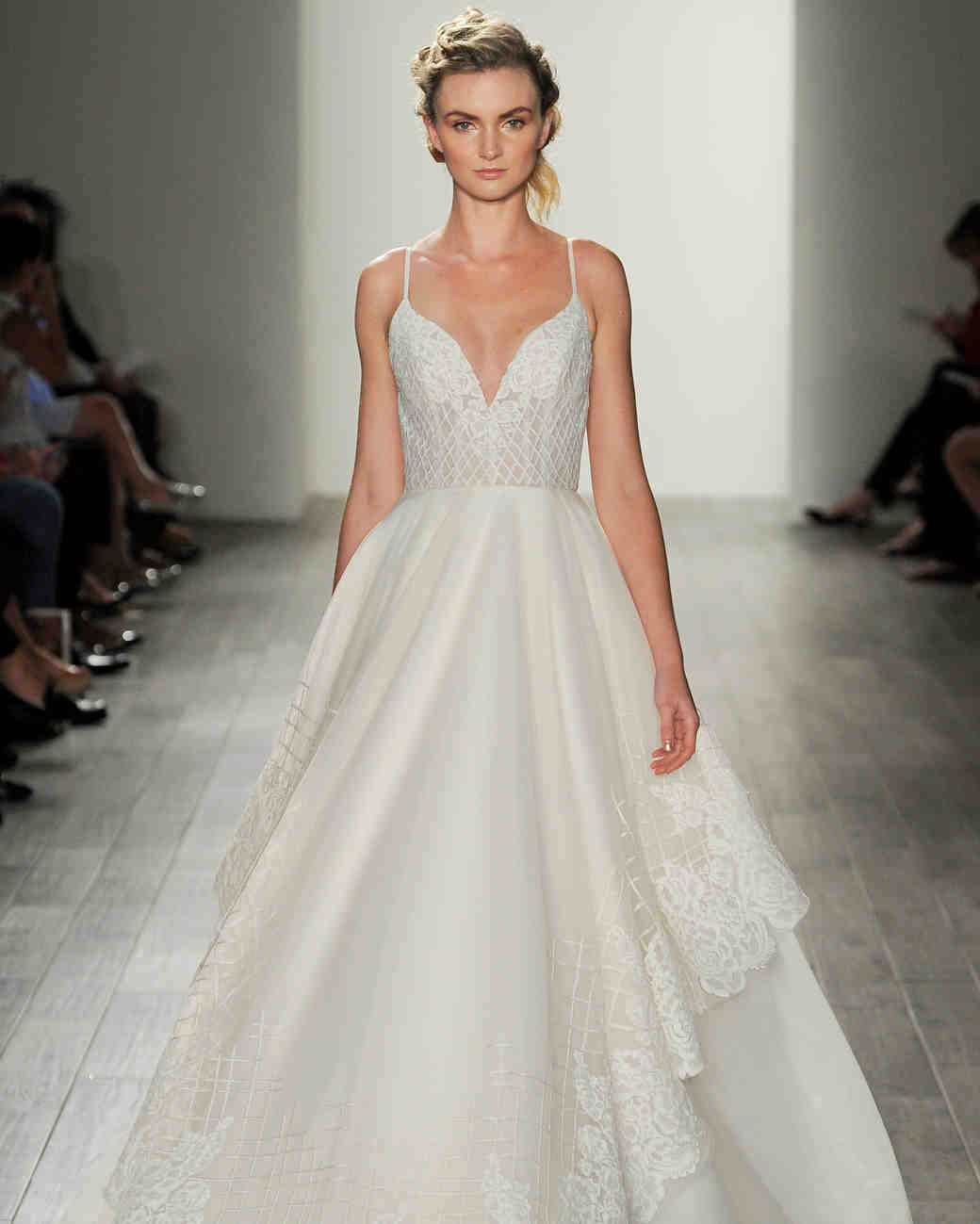 hayley paige wedding dresses fall hayley paige wedding dress Hayley Paige Fall Wedding Dress Collection Martha Stewart Weddings