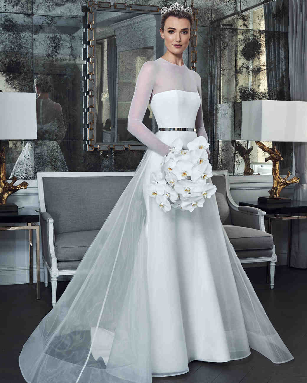 Romona Keveza Spring 2019 Wedding Dress Collection ...