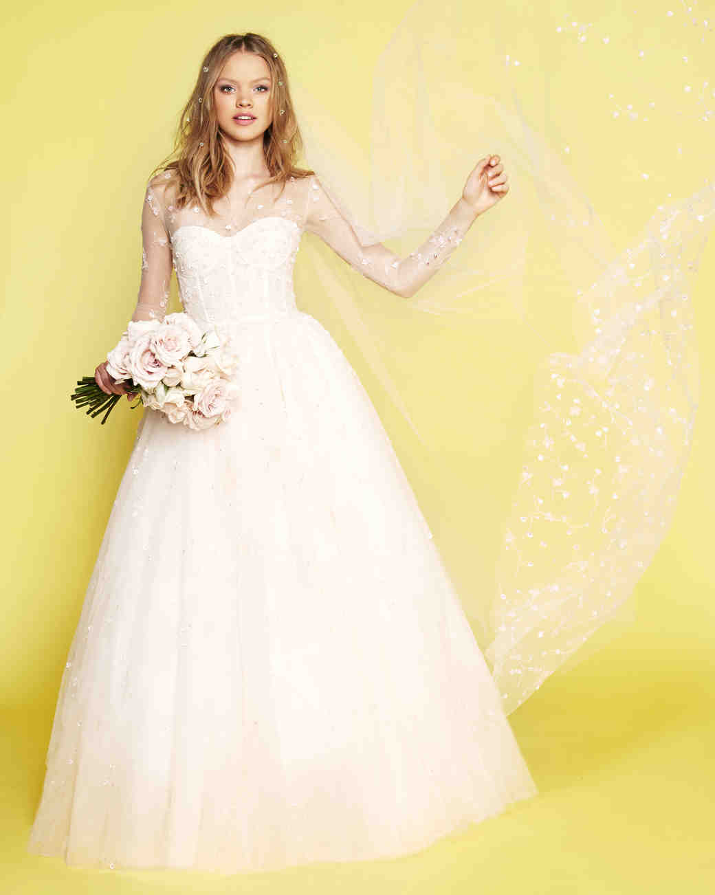 new wedding dress designers know name brand wedding dresses Bridal Designers You Might Not Know About But Should Martha Stewart Weddings