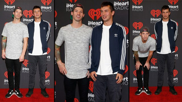 Twenty One Pilots FINALLY Reveal How Tall They Really Are   PopBuzz tyler josh height