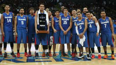 Gilas Pilipinas blasts PBA All-Stars in successful first outing