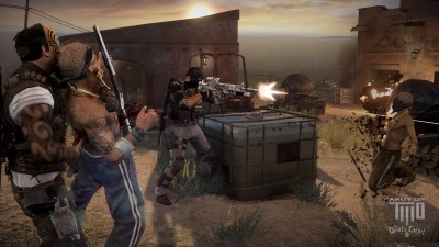 Army of Two: The Devil's Cartel review: hollow point | Polygon