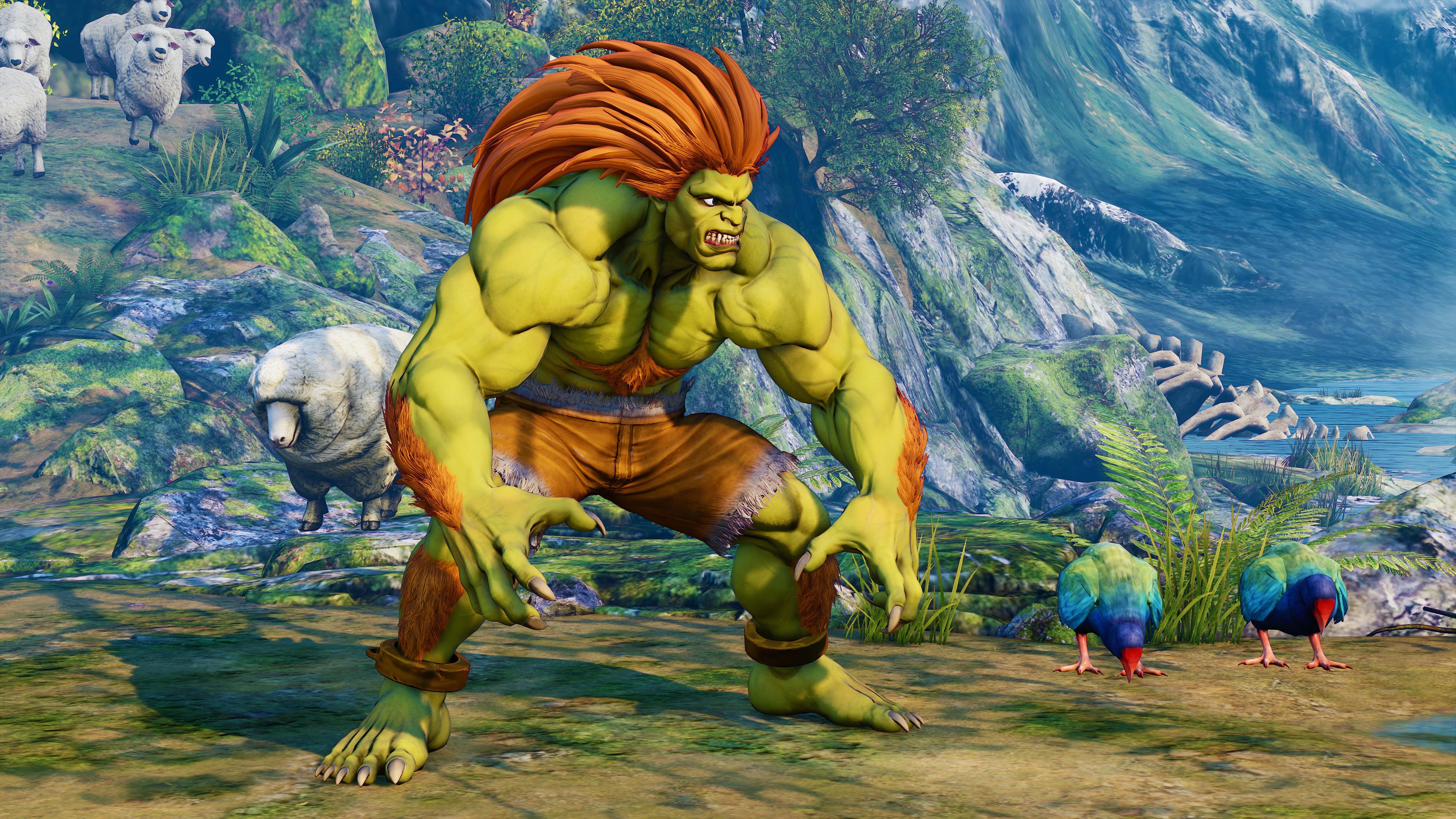 Blanka is coming to Street Fighter 5  Arcade Edition next week   VG247 Blanka follows the release of Sakura in January  and he s part of the  Season 3 pass  but would otherwise run you  6 or 100 000 Fight Money