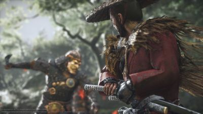 One of the coolest features of Ghost of Tsushima isn't in the final game - VG247
