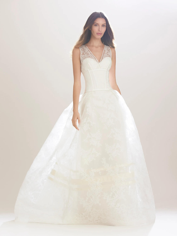 bridal fall wedding gowns