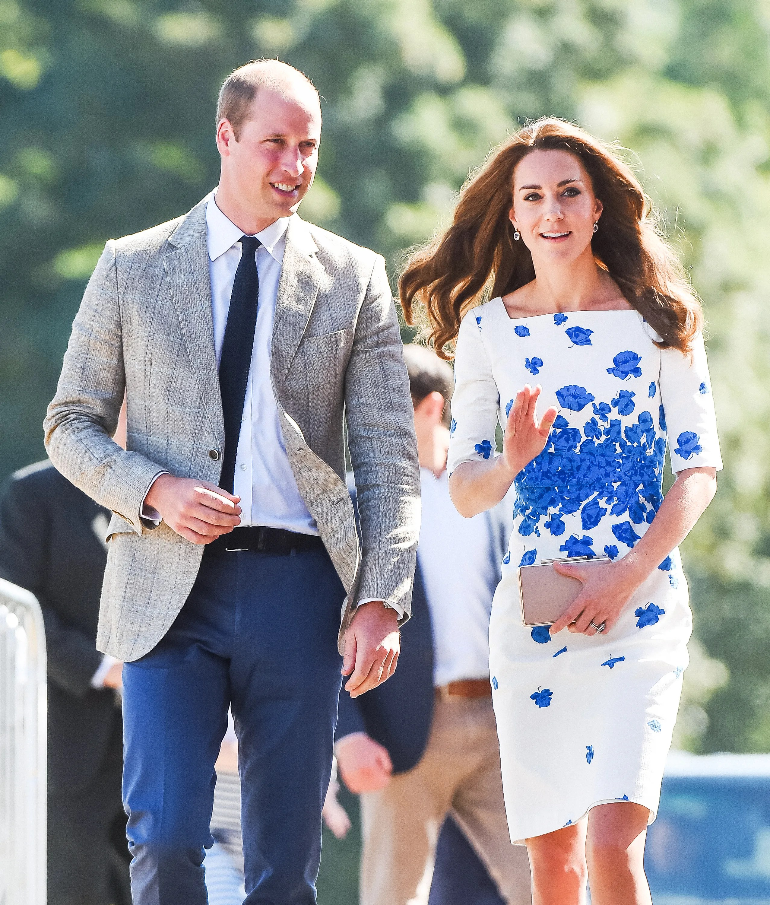 Where Prince William and Kate Middleton Are Spending the Rest of     Where Prince William and Kate Middleton Are Spending the Rest of Their  Summer   Vogue