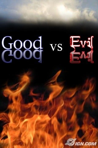 Good vs. Evil Screenshots, Pictures, Wallpapers - iPhone - IGN