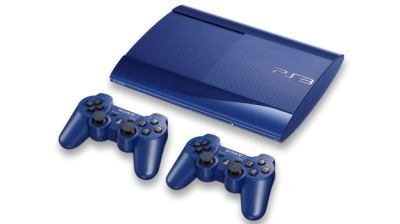 Blue PlayStation 3 Launching Only at GameStop - IGN