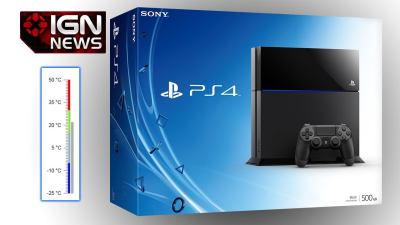 PlayStation 4 Operating Temperature Revealed - IGN Video