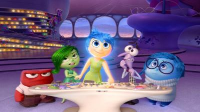 Pixar Releases New Inside Out Trailer - IGN