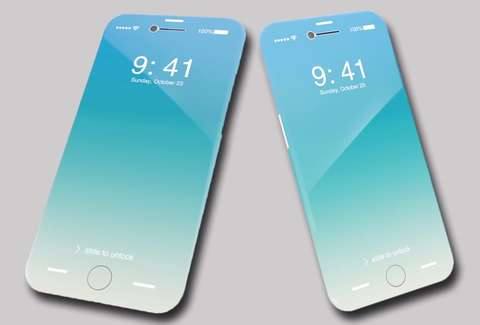 iPhone 8 Rumors   Speculation  Curved Screen  Wireless Charging     iphone 8 concept