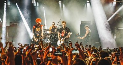 5 Seconds Of Summer At The iTunes Festival 2014: The Best Moments - Capital