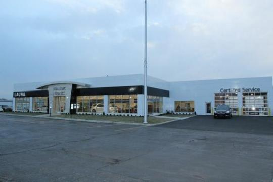 Laura Buick GMC  Inc  car dealership in Collinsville  IL 62234     Laura Buick GMC  Inc  1