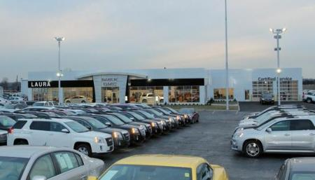 Laura Buick GMC  Inc  car dealership in Collinsville  IL 62234         Laura Buick GMC