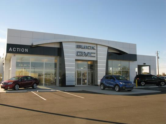 Action Buick GMC of Enterprise car dealership in Enterprise  AL     Action Buick GMC of Enterprise
