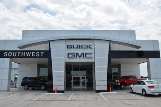 Southwest Buick GMC car dealership in Greenville  TX 75402   Kelley     Southwest Buick GMC 1