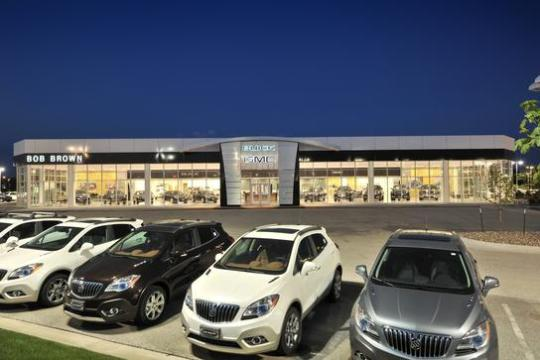 Bob Brown Buick GMC car dealership in Ankeny  IA 50021   Kelley Blue         Bob Brown Buick GMC 3