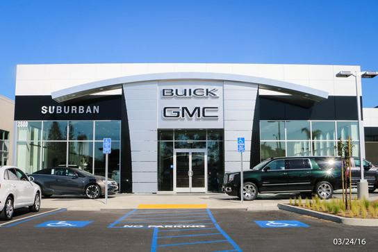 Suburban Buick GMC Cadillac car dealership in Costa Mesa  CA 92626     Suburban Buick GMC Cadillac 1