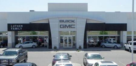 Luther Family Buick GMC car dealership in Fargo  ND 58104 8809     Luther Family Buick GMC