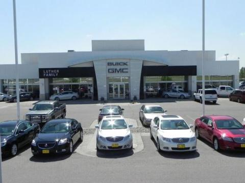 Luther Family Buick GMC car dealership in Fargo  ND 58104 8809     Luther Family Buick GMC 1 Luther Family Buick GMC 2
