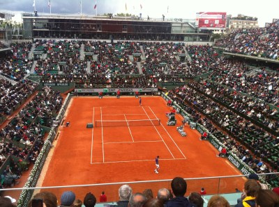 Roland Garros - Education through Sport | Athletes World Foundation