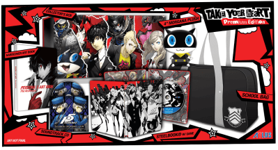 Persona® 5 for PlayStation®3 and PlayStation®4!