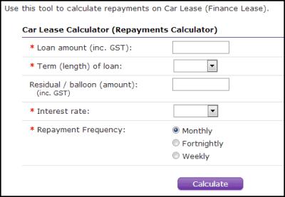 Lease Calculator - Keywordsfind.com