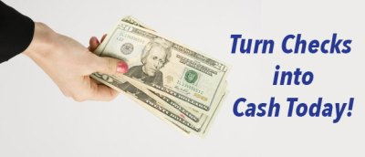 Check cashing | A to Z Notary and Translator