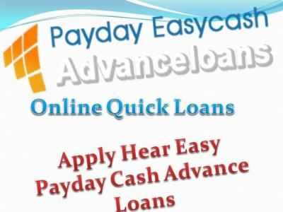 Same Day Payday Cash Loans|Quick Advance Payday Loans |authorSTREAM