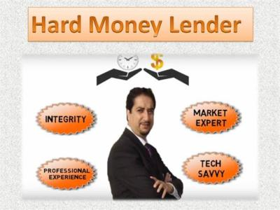 Hard Money Lender |authorSTREAM