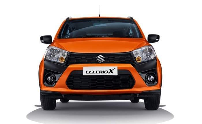 Maruti Suzuki Celerio X Price in New Delhi  Get On Road Price of     Maruti Suzuk Celeriox Front Profile