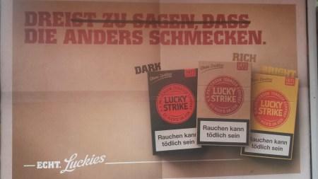 Smoking Slogans In French