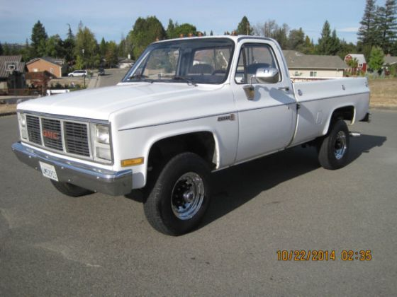 1987 GMC Sierra 3500 For Sale Rocklin  California  United States     Report this advert