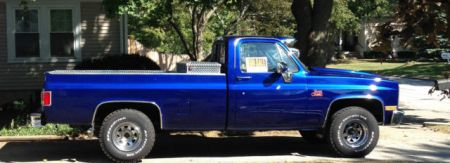 1985 GMC Sierra 1500 For Sale Cumberland  Rhode Island  United     Report this advert