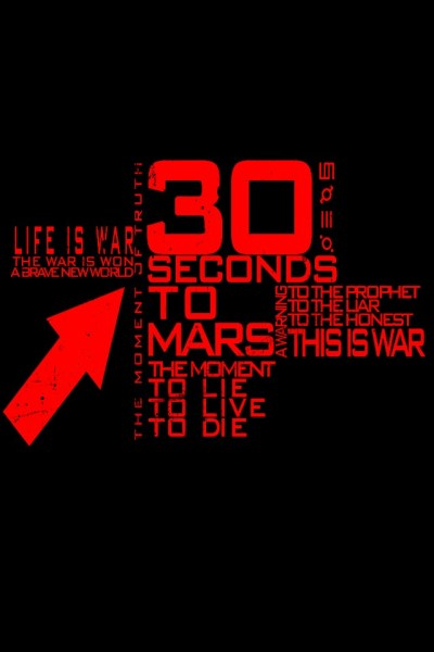 30 Seconds To Mars iPhone Wallpapers (26 Wallpapers) – Adorable Wallpapers