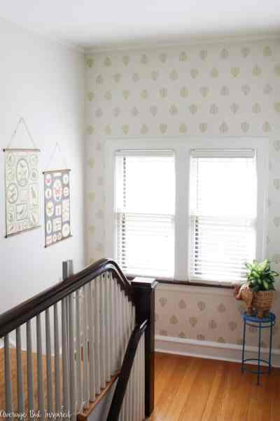 How to Apply Wall Decals for a Faux Wallpaper Look