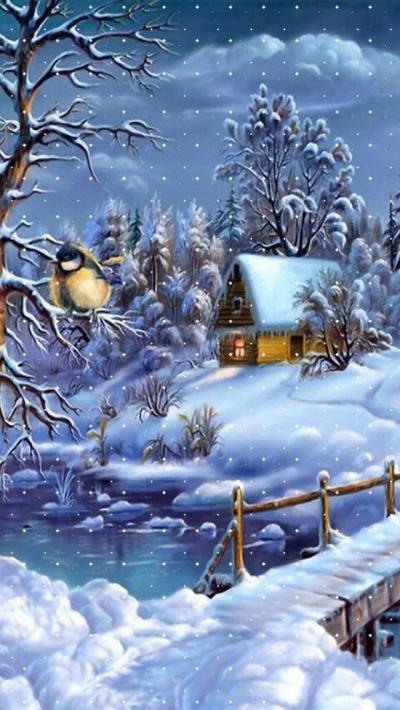 11+ Awesome And Best Christmas Wallpapers For Your Gadgets - Awesome 11