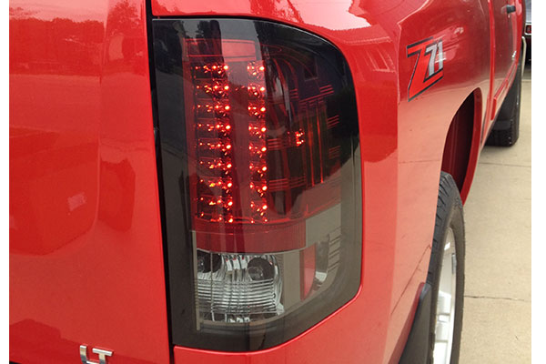 Spyder LED Tail Lights   Lowest Price   FREE SHIPPING
