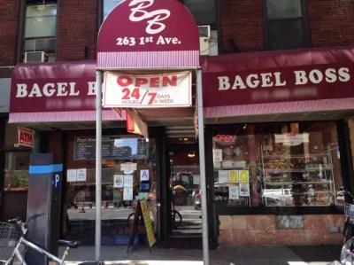 Bagel Boss, New York, New York City - Urbanspoon/Zomato