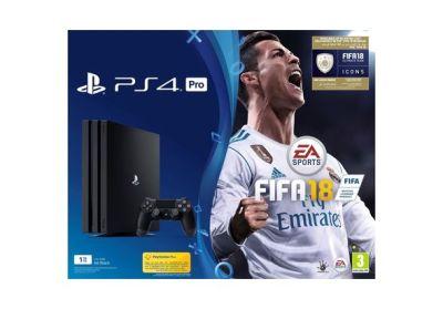 Buy Sony Playstation 4 1TB Pro FIFA18 Bundle online