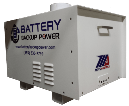 Battery Backup Power Motoamerica