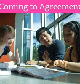 Coming to Agreement