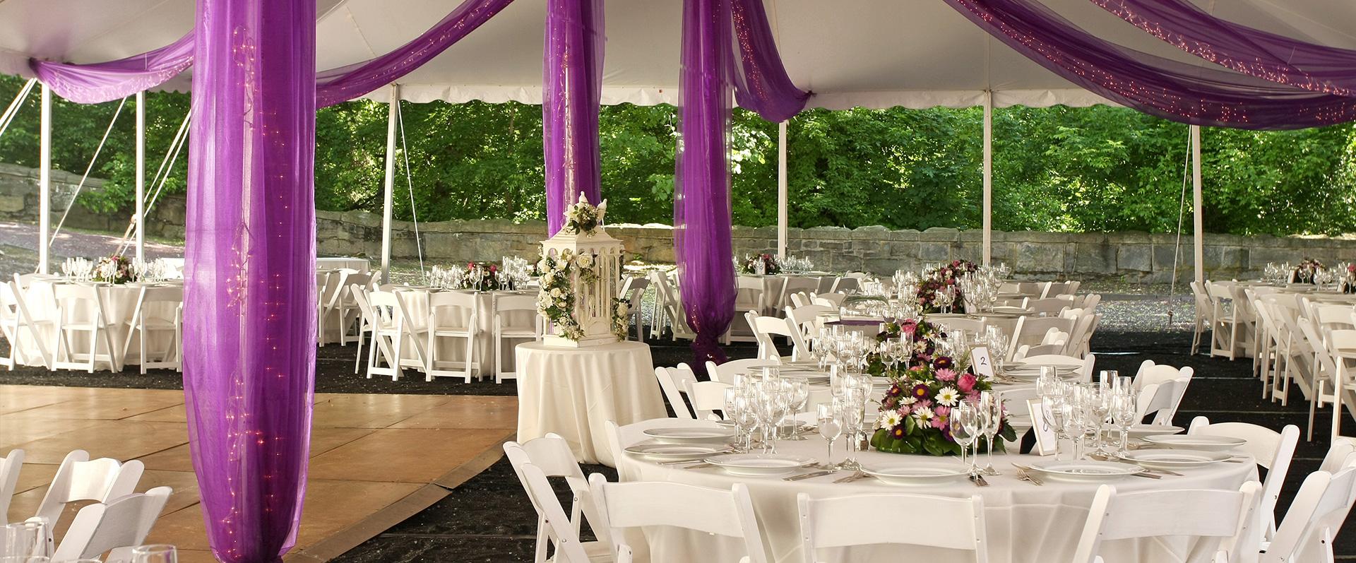 bakospartyrentals wedding decoration rentals Party Tent Rental