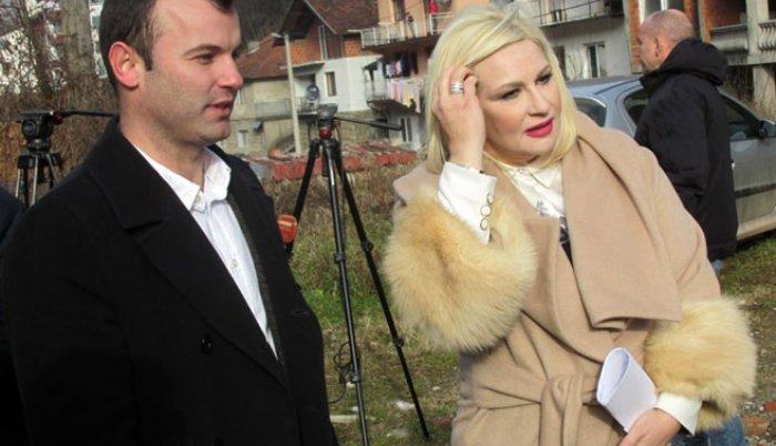 Zorana Mihajlović  u Srebrenici