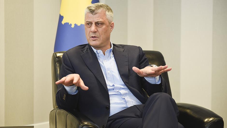 Tači pozvao Rusiju da prizna Kosovo