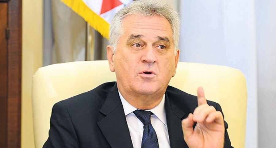 Posle Brisela: Nikolić razgovarao sa ambasadorima Kine, Rusije i SAD