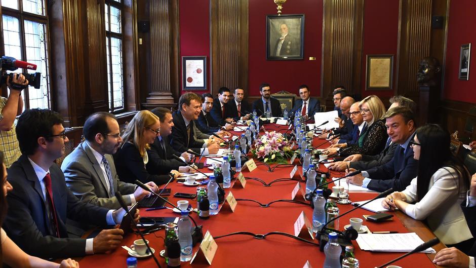 Saopštenje Tima MMF na kraju posete Srbiji: zadovoljni na rastanku