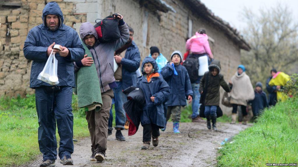EU vraća migrante u Grčku